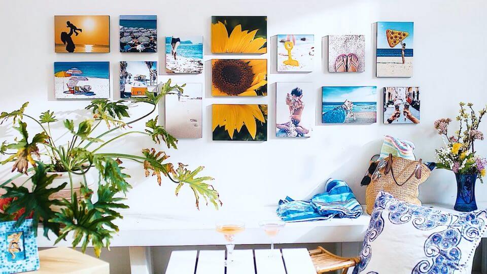 Photo Tiles, Canvas Prints, Picture Frames | Printage